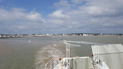 The most expensive ferry trip ever - even more than to the Isle of Wight