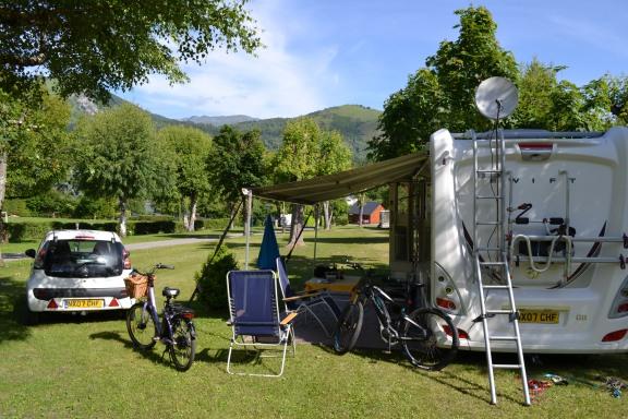 Our favourite campsite :)