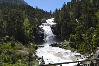 Falls at Pont d'Espagne