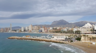 The 'other' Benidorm beaches