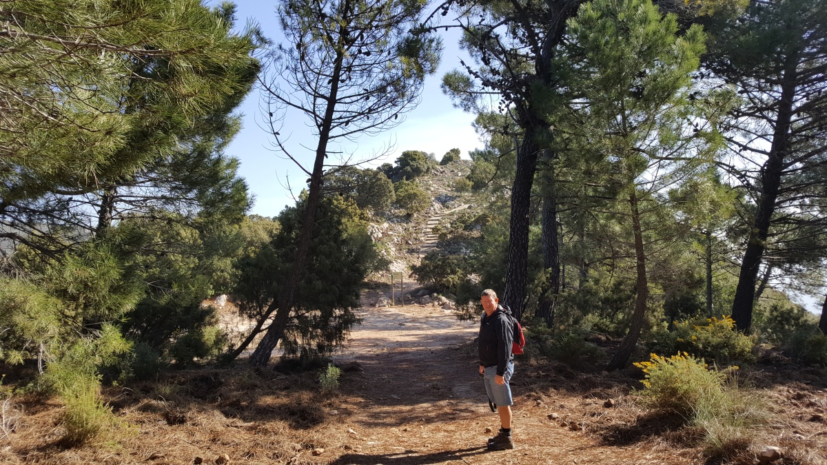 Walk to the Miradors – del Cruzo & Macho Montana. Monday 27th Feb 2017