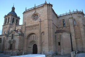Cathedral at Ciudad Rodrigo