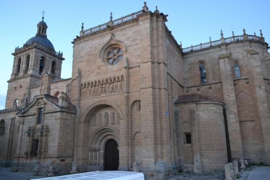 Cathedral at Ciudad Rodrigo