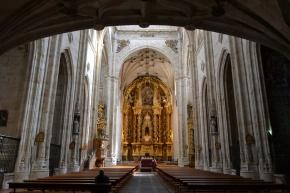 Te church at San Estaban