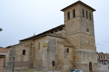 Fromista, on the way to Picos de Europa