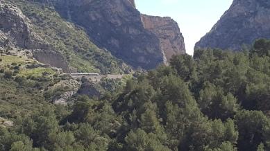 Train from Sevilla to Malaga