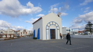 Little church in Zumbejeira