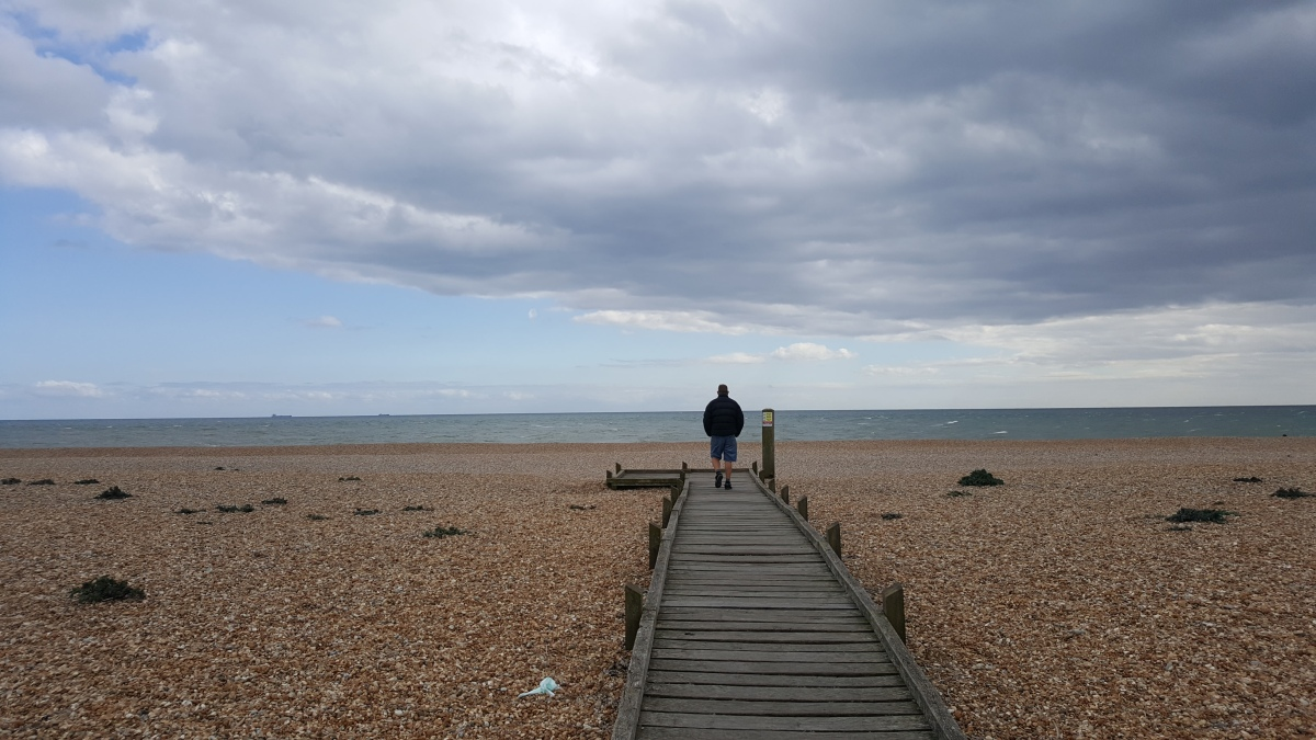 Dungeness on Monday and the Brightling Follies on Tuesday