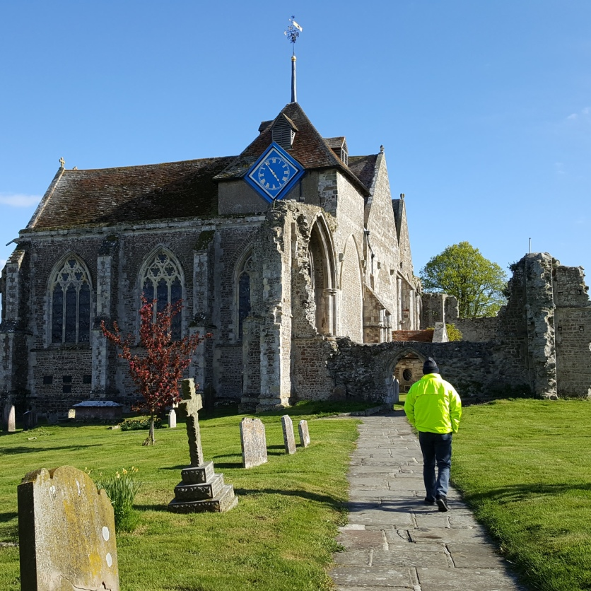 St Thomas' Church, Wincelsea