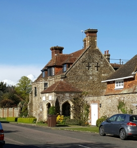 The Old Armoury & Town Well, Winchelsea