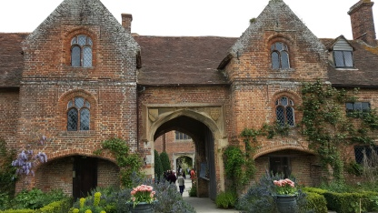 Gateway through the Front Range, Sissinghurst