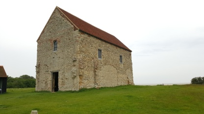 St Peters Chapel, Bradwell