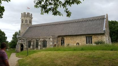 St Peters Theberton