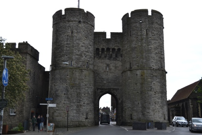 Canterbury West Gate