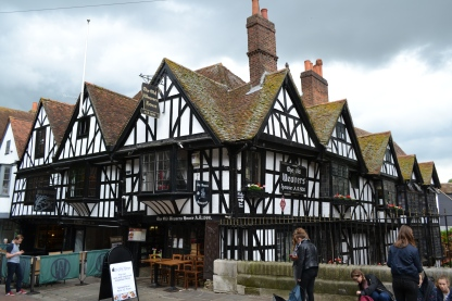The Weavers House, Canterbury