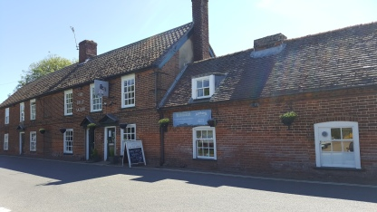 The Jolly Sailor at Orford