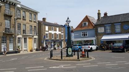 Southwold Town Centre