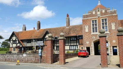 Thorpeness Almshouses