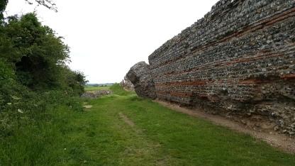 Burgh Castle Roman Fort