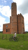 The tower at Blickling Hall