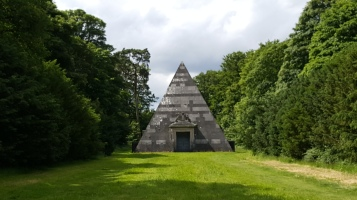 The Mausoleum at Blickling Hall