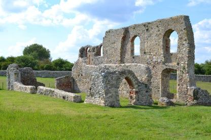 Greyfriars Friary ruins, Dunwich