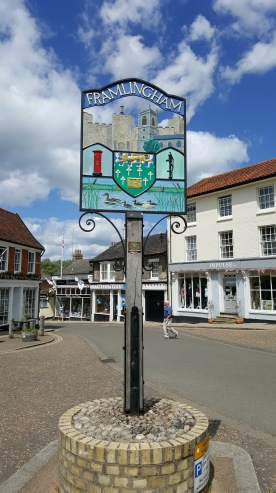 Framlingham, Suffolk