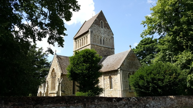 Castle Rising Church