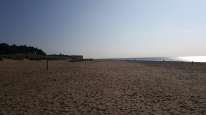 Beach at Old Hunstanton