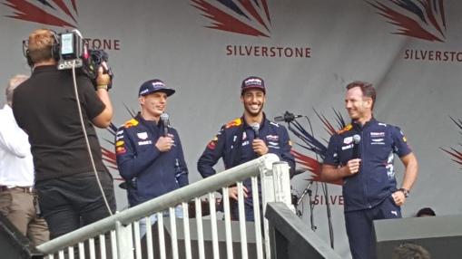 The Red Bull guys