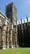 The 3rd Tower at Lincoln Cathedral