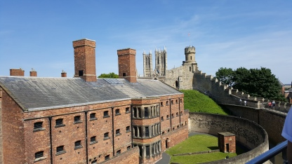 The Victorian Prison at Lincoln Castle