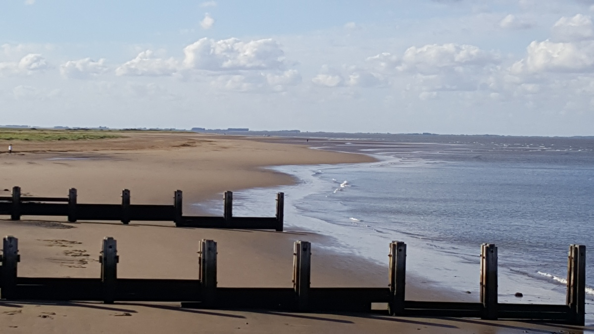 The Beautiful beaches of Lincolnshire – Cleethorpes to Anderby Creek