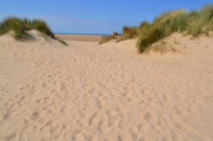 Holkham Bay, Norfolk