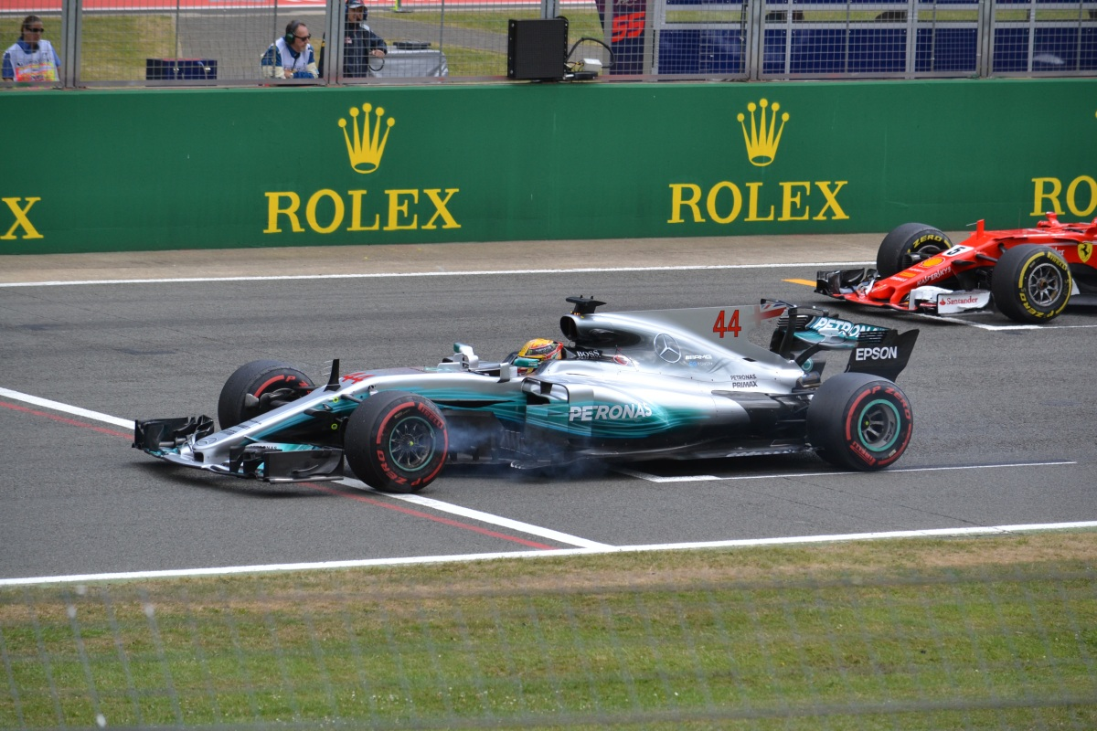 Our Weekend at Silverstone for the British Grand Prix2017