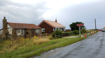 The last 2 houses at the end of the road (including a doer-upper?)