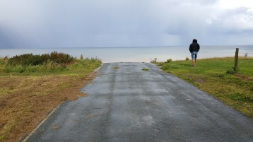 The end of the road - literally
