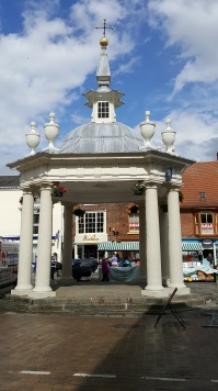 The bandstand in Beverley