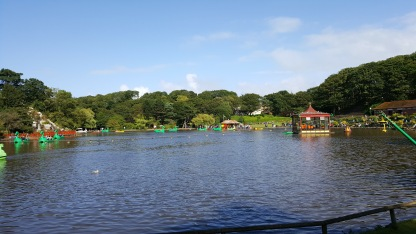 Peasholm Park, Scarborough