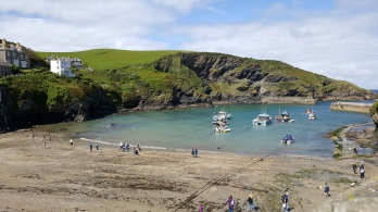 Port Isaac (or Port Wen if you're a Doc Martin fan)