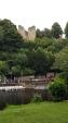 View across the river Nidd at Knaresborough