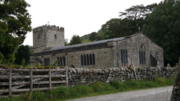 Hubberholme Church