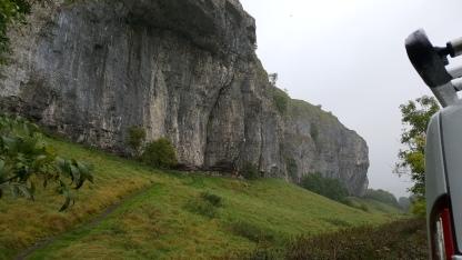 Climbers at Cray