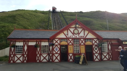 Saltburn by the Sea Funicular station