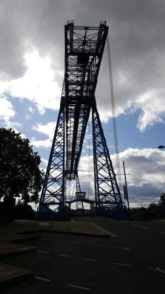Transporter Bridge, Middlesborough