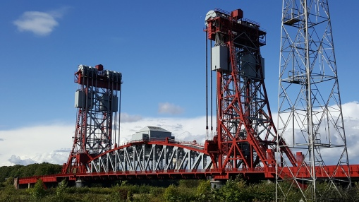 Newprot Vertical Lift Bridge, Middlesborough
