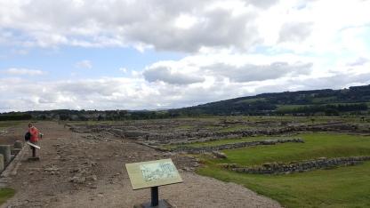 Corbridge Roman Town