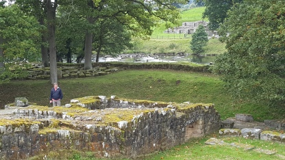 Chesters Roman Bridge