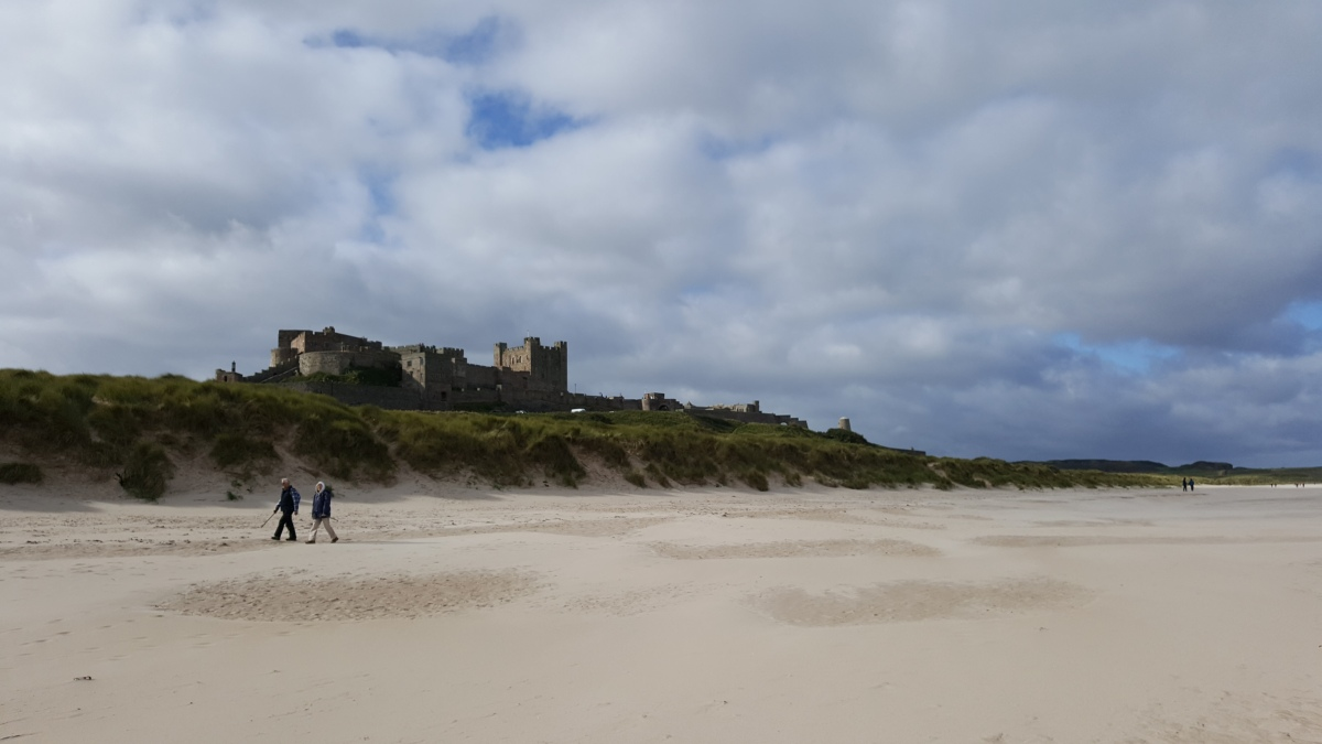 More Northumberland Beaches.  And Castles :)