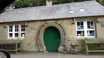 The old blacksmiths at Ford
